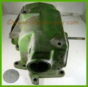 A5695r john Deere 620 630 Governor Case With Studs f3646r Aa7151r Crack Free