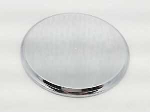 14 Chrome Air Cleaner Lid Top Dished Style Sbc Bbc Ford Mopar 350 454