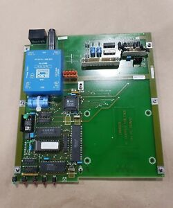 Keba Engel E floppy D1629c 1 Power Supply Drive Card 007e21