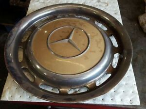 Wheel Cover Hubcap 123 Type 280e Fits 67 81 Mercedes 280 500186