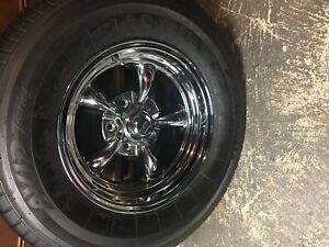 15 In Used Rims And Tires