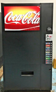 Vendo 511 Multi Price Soda Machine