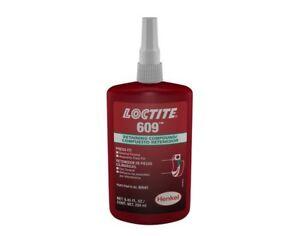 Loctite 609 250ml Retaining Compound Green Liquid 60941