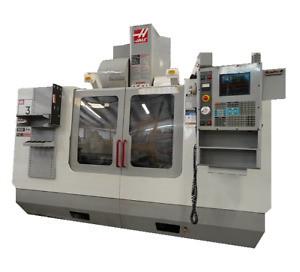 Haas Vf3b Used Cnc Vertical Machining Center
