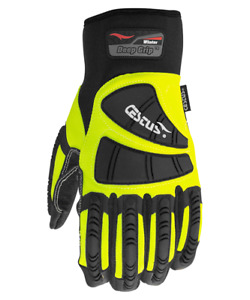 Cestus Armored Gloves Deep Grip Winter 5056 Oil Resistant Impact Protection
