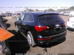 Passenger Front Seat Electric Leather Sport Seat Fits 09 12 Audi Q5 1002150