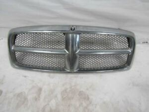 2002 2003 Dodge Ram 1500 Trunk Front Grill Assembly Grille Oem