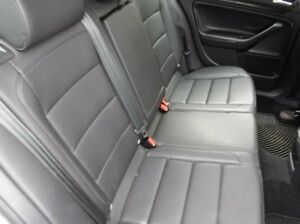 2012 Volkswagen Jetta S Wagon Rear Seat Bench Seats