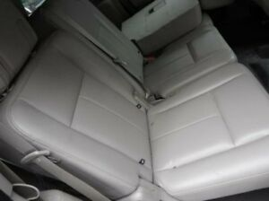 2007 Ford Expedition Xlt Passenger Rear Seat Leather Gray