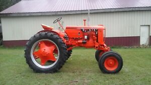 Rare 1951 Case Vah High Crop Farm Tractor Vac High Clear Farmall John Deere