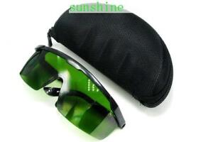 Ipl 200nm 2000nm Laser Protection Goggles Protective Safety Glasses Od 4