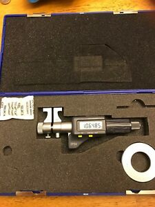 54 860 276 Fowler Electronic Inside Micrometer 1 2