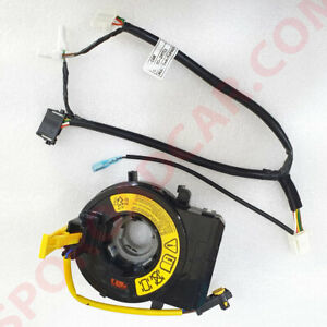 Steering Wheel Clock Spring Wire Set Parts For Hyundai 2009 11 Genesis Coupe