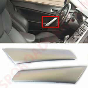 Inside Door Grip Handle Outer Cover Oem Parts For Hyundai 2009 11 Genesis Coupe