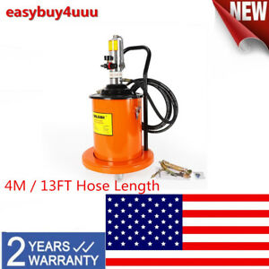 High Quality Material Durable High pressure Grease Pump With 4m 13ft Hose 20l