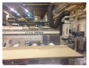Cr Onsrud 120c10 Used Cnc Router