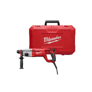 Brand New Milwaukee 1 Sds Plus Rotary Hammer Kit Corded Everything Included