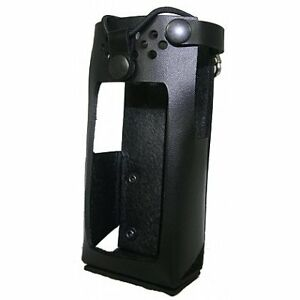 Boston Leather Firefighters Radio Holder For Harris Xl 200
