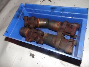 1950 Farmall Md Diesel Farm Tractor Injectors