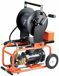 General Wire jm 1450 a Electric Jetter