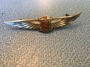 1937 Cadillac Lasalle Grille Emblem