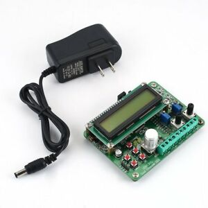 5mhz Dds Function Signal Generator Source Module Sine triangle square Wave Ln