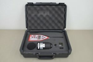 3m Quest Technologies Sound Level Meter 2200 W Sound Calibrator Qc 10 16337