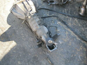 82 Fiat 124 Spider Engine Motor Assembly With Manual Transmission Used
