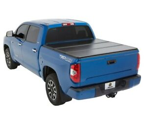 99 18 Gm Pickup Truck 5 8 Short Bed Hard Solid Trifold Clamp On Tonneau Cover