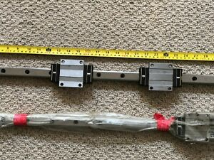 Thk 4 Block And 2 Rails 1000mm hsr 25b2qzss Linear Slide Rail System Set