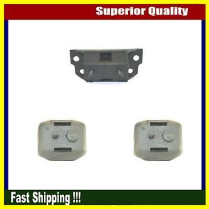 Brand New Dea Engine Motor Mount Set 3pcs For 1974 1978 Ford Mustang Ii Ghia