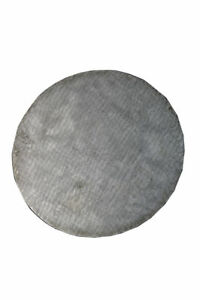 Cast Iron Surface Plate Round 8 Dia Marking Plate Hand Scrapper 200mm New