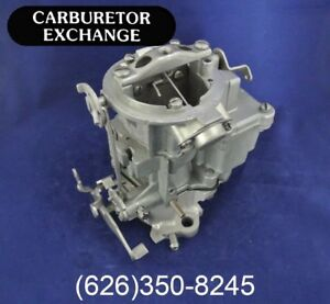 1968 1969 Chevrolet Monojet 1 Barrel Rochester Carburetor