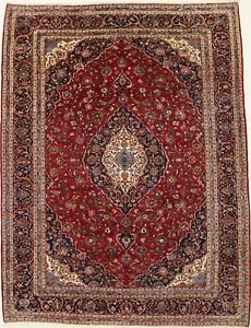 Large 10x13 Persian Rug Hand Knotted Wool Oriental Home D Cor Carpet