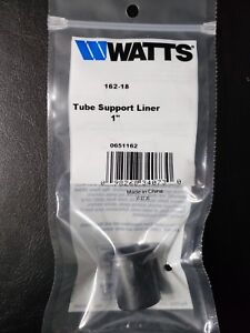Watts Quick Connect Pex Pipe Insert Tube Support Liner 1 Sea Tech