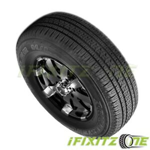1 Bridgestone Dueler Hl Alenza Plus P245 70r16 106h Touring All Season Tires