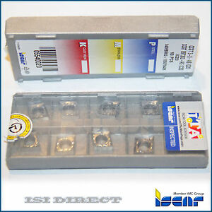 Ccgt 3 0 As Ic20 Iscar 10 Inserts Factory Pack