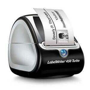 Dymo Labelwriter 450 1752265 Turbo Label Printer Up To 2 3 Labels