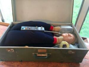 Resusci Anne Cpr Full Body Airway Medical Training Manikin Prop Collectible