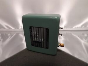 Greenray Y 367 g80 Rf Microwave Sma Frequency Source 360 0khz 28vdc