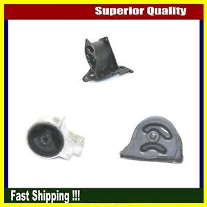 Brand New Dea Engine Motor Mount Set 3pcs For 1997 2001 Acura Integra Type R