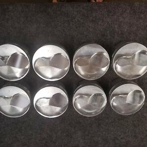 140341 Srp Forged Pistons Dome 540 Bbc Chevy 4 500 Bore 4 250 Stroke 4 535 Rod