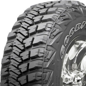 Goodyear Wrangler Mt r With Kevlar 31x10 5r15lt 109q Bsl Maximumtraction Tire