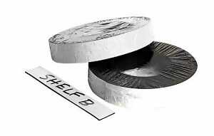 Magnetic Labeling Tape 1 x50 Roll White Bau66151