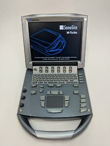 Sonosite M turbo Portable Ultrasound Machine With P21x Probe
