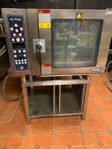 Alto Shaam 7 14 Esi Combitherm Convection Oven steamer In 480v 3ph Electric