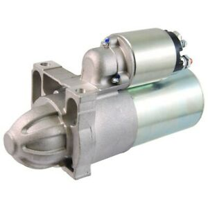 New Starter Fits Chevy Pickup Truck 6 0l 99 12563830