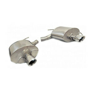 Corsa For 11 14 Cadillac Cts Wagon V 6 2l V8 Axle back Sport Exhaust 14948