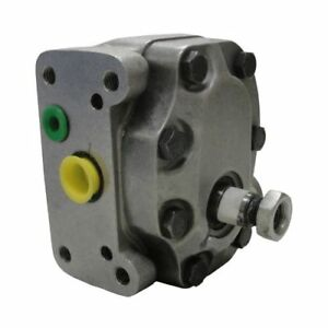 New Hydraulic Pump For Case International Tractor 340 C135 D166 Engines