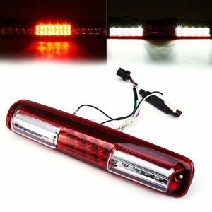 Third 3rd Brake Light Led Smoke For 2007 2013 Silverado Sierra 1500 2500 3500 Hd